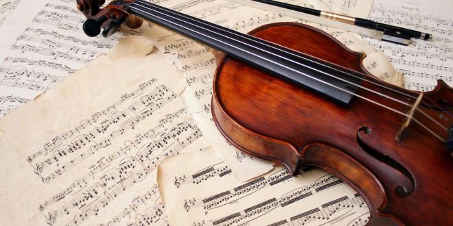 Música del violín
